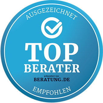 Siegel steuerberatung.de - Top Berater